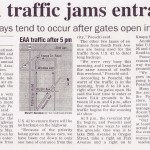 EAA Traffic Jams Entrance Aug. 3, 1996)