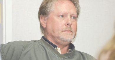 Lapeer Township Supervisor Scott Jarvis