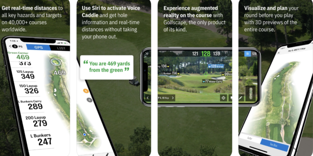 NBC-TV: Apps to Up Your Golf Game